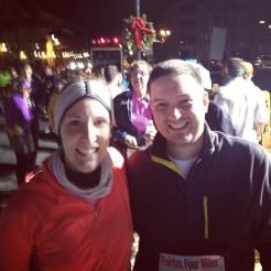 Fairfax 4-Miler, Dec 2012